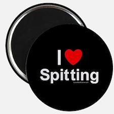 Spitting Magnet