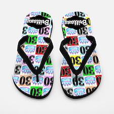 Celebrating 30 Flip Flops
