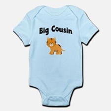 Big Cousin Tiger Body Suit