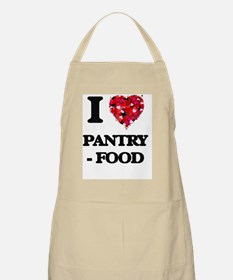 I Love Pantry - Food Apron