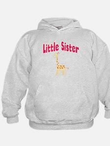 Little Sister Giraffe Hoodie