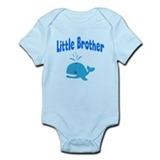 Little Brother Whale Body Suit