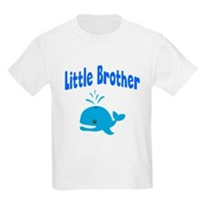 Little Brother Whale T-Shirt