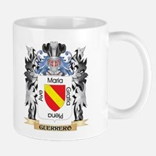 Guerrero Coat of Arms - Family Crest Mugs