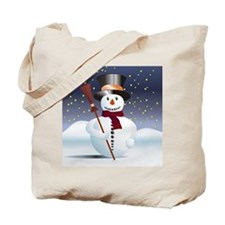Snowman for Xmas Tote Bag