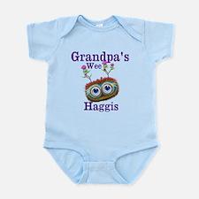Personalised Wee Haggis Body Suit