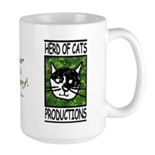 Herd of Cats Ceramic Mugs