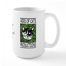 Herd of Cats Ceramic Mugs