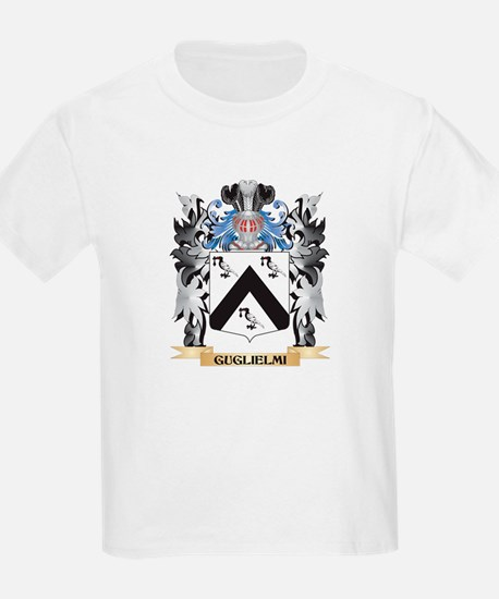 Guglielmi Coat of Arms - Family T-Shirt