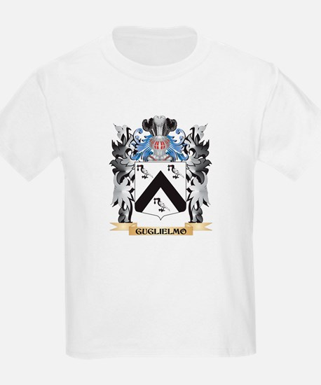 Guglielmo Coat of Arms - Family T-Shirt