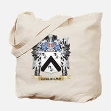 Guglielmo Coat of Arms - Family Crest Tote Bag