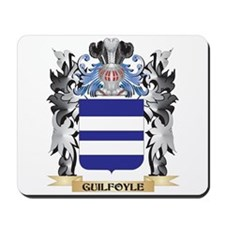 Guilfoyle Coat of Arms - Family Crest Mousepad