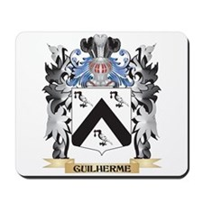 Guilherme Coat of Arms - Family Crest Mousepad
