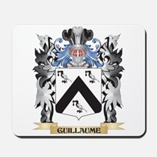 Guillaume Coat of Arms - Family Crest Mousepad