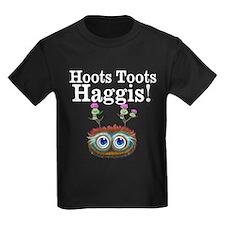 Hoots Toots Haggis T