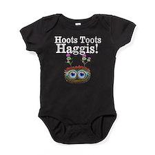Hoots Toots Haggis Baby Bodysuit