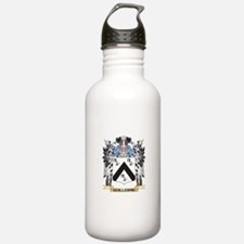Guillerme Coat of Arms Water Bottle