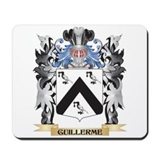 Guillerme Coat of Arms - Family Crest Mousepad