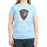 Sausalito Police Women's Light T-Shirt