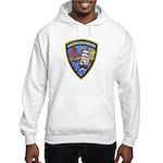 Sausalito Police Hooded Sweatshirt