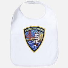 Sausalito Police Bib