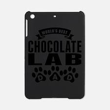 Worlds Best Chocolate Lab Dad iPad Mini Case