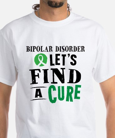 Bipolar Disorder Find A cure T-Shirt