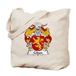 Colaco Family Crest Tote Bag