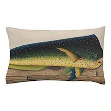 Mahi-Mahi Fish artwork Pillow Case