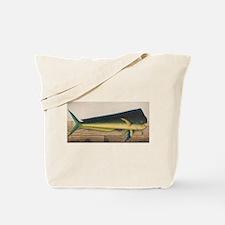 Mahi-Mahi Fish artwork Tote Bag