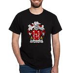 Cogominho Family Crest  Dark T-Shirt