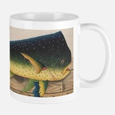 Mahi-Mahi Fish artwork Mugs