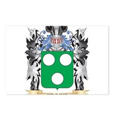 Haggis Coat of Arms - Fam Postcards (Package of 8)