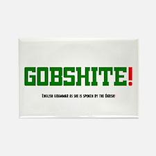 GOBSHITE - ENGlISH GRAMMAR AS SHE IS SPOKE Magnets