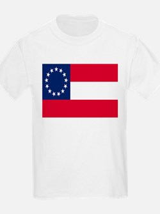 CSA First National Flag T-Shirt