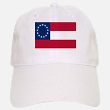 CSA First National Flag Baseball Baseball Cap