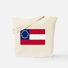 CSA First National Flag Tote Bag