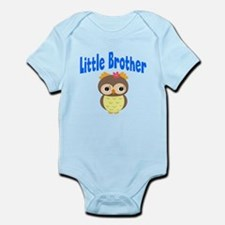 Little Brother Owl Body Suit