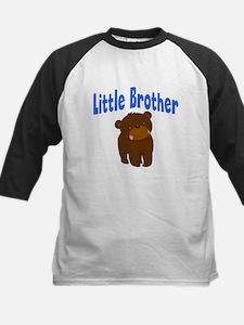 Little Brother Bear Baseball Jersey