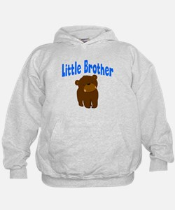 Little Brother Bear Hoodie