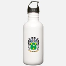 Halpin Coat of Arms - Water Bottle