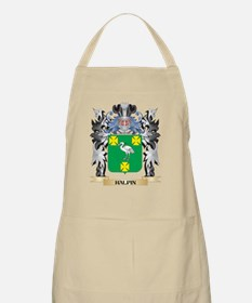 Halpin Coat of Arms - Family Crest Apron