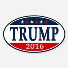 Donald Trump President 2016 Decal