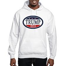 Donald Trump President 2016 Hoodie