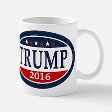 Donald Trump President 2016 Mug