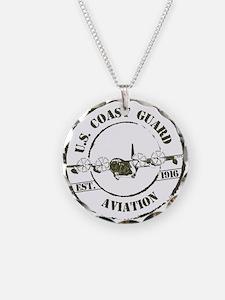 USCG Aviation (C-130) Necklace
