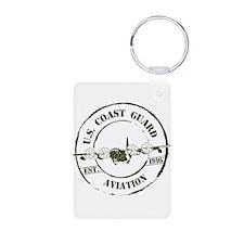 USCG Aviation (C-130) Keychains