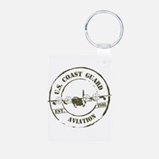 USCG Aviation (C-130) Keychains