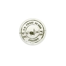 USCG Aviation (C-130) Mini Button