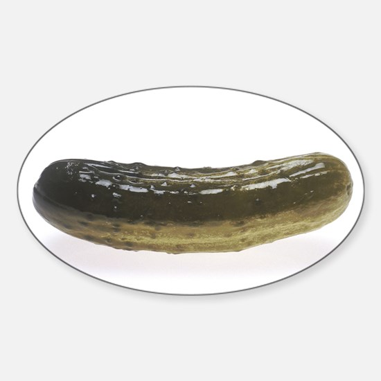 Dill Pickle Decal